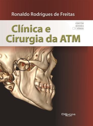 Clinica E Cirurgia Da Atm, 1ª Ed 2020