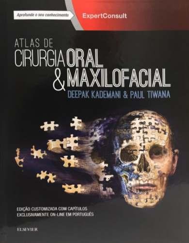 Livro Atlas De Cirurgia Oral E Maxilofacial, 1ª Ed 2019
