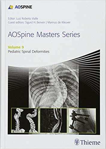 Livro Aospine Masters Series, Vol 9