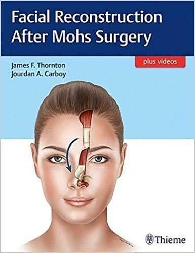 Livro Facial Reconstruction After Mohs Surgery