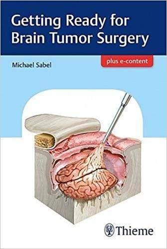 Livro Getting Ready For Brain Tumor Surgery
