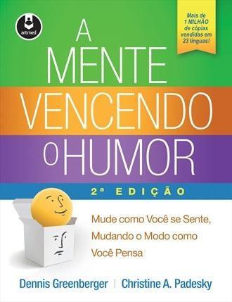 Livro A Mente Vencendo O Humor