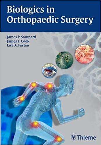 Livro Biologics In Orthopaedic Surgery, 1ª Ed 2015