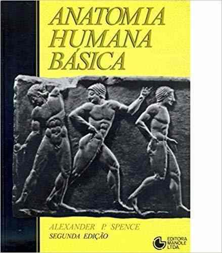 Livro Anatomia Humana Básica, 2ª Ed 1991