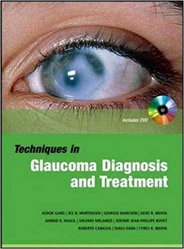 Techniques In Glaucoma Diagnosis And Treatment