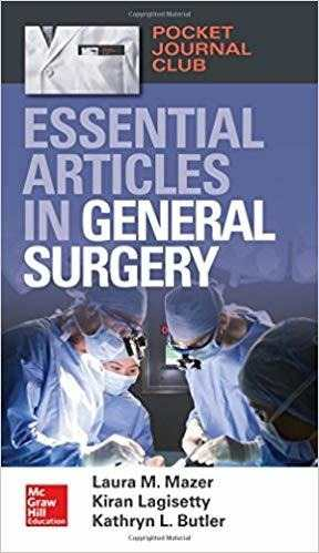Livro Pocket Journal Club: Essential Articles In General S.