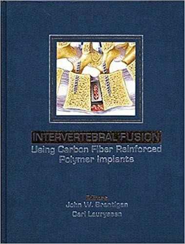 Intervertebral Fusion Using Carbon Fiber Reinforced Polymer