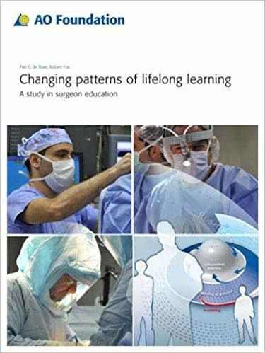 Livro Changing Patterns Of Lifelong Learning