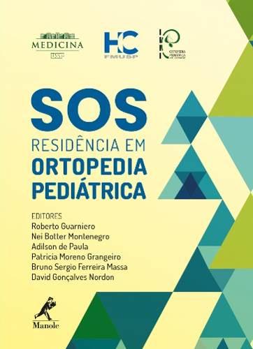 Livro Sos Residência Em Ortopedia Pediátrica