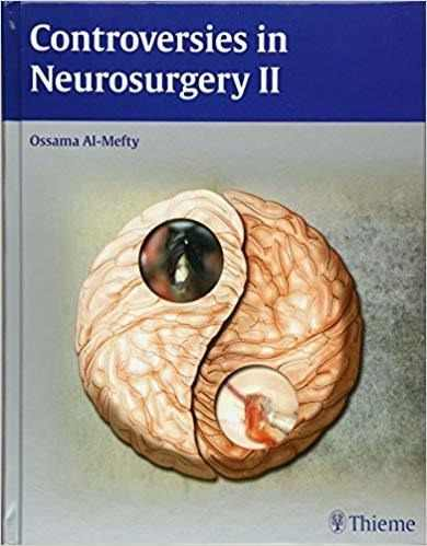 Livro Controversies In Neurosurgery Ii, 2ª Ed 2014
