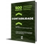 500 Questões Comentadas De Provas E Concursos Em Contabilidade