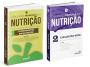 Coleção Manuais da Nutrição Volume 1 + Volume 2