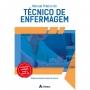 Livro Manual Prático do Técnico em Enfermagem, 1ª Ed 2021