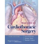 Livro Mastery Of Cardiothoracic Surgery