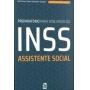 Livro Preparatório Para Concursos Do Inss Assistente Social