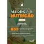 Preparatório Para Residência Em Nutrição 833 Questões
