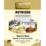 Livro Quimo Nutrição Teoria & Dicas+Cd- Ed Águia Dourada