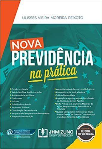 Livro Nova Previdência Na Prática,1ª Ed 2019
