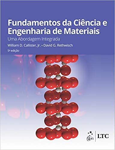 Livro Fundamentos Da Ciências E Engenharia De Materiais