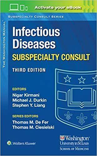 Livro Washington Manual Infectious Disease Subspecialty Cons