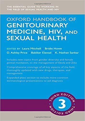 Livro Oxford Handbook Of Genitourinary Med Hiv And Sex Healt