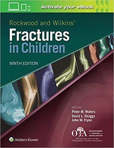 Livro Rockwood And Wilkins Fractures In Children, 9ª Ed 2019