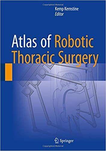 Livro Atlas Of Robotic Thoracic Surgery, 1ª Ed 2019