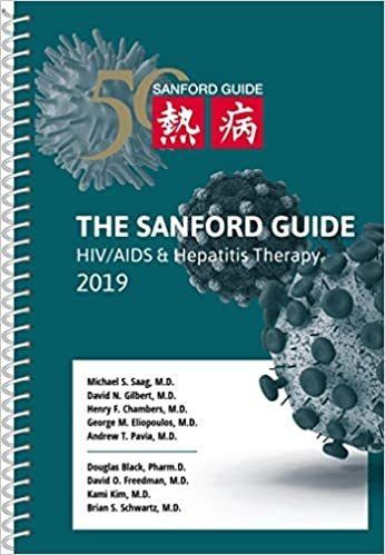 The Sanford Guide To Hiv/aids & Hepatitis Therapy 2019