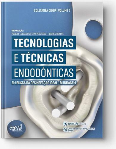 Livro Tecnologias E Técnicas Endodônticas