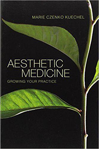 Livro Aesthetic Medicine