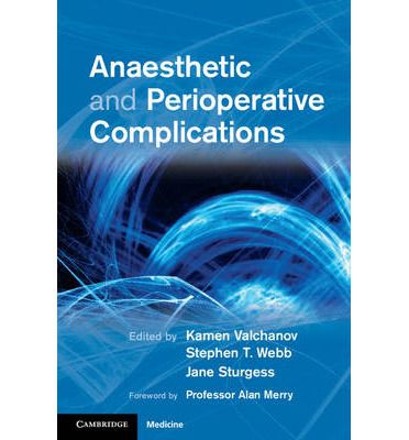 Livro Anaesthetic and Perioperative Complications
