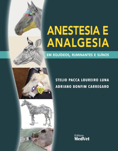 Anestesia E Analgesia Em Equídeos, Ruminantes E Suínos