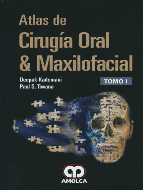 Livro Atlas De Cirugia Oral & Maxilofacial 2 Vols (Espanhol)