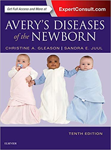 Livro Avery's Diseases of the Newborn 10th Edition