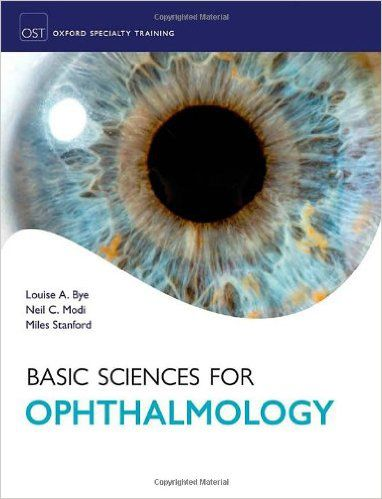 Livro Basic Sciences for Ophthalmology