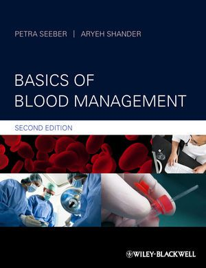 Livro Basics of Blood Management