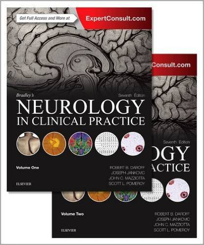 Livro Bradley's Neurology in Clinical Practice