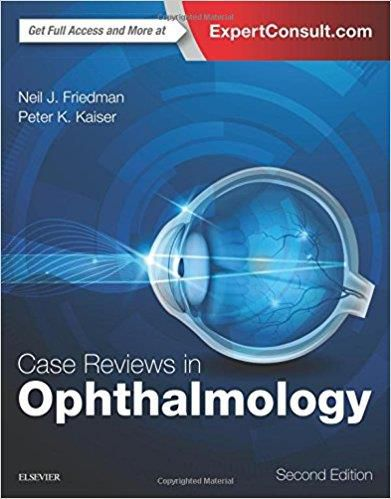 Livro Case Reviews in Ophthalmology, 2ª Ed