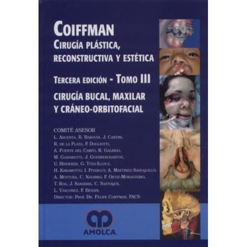 Livro Cirugia Plastica Y Reconstructiva Vol.3