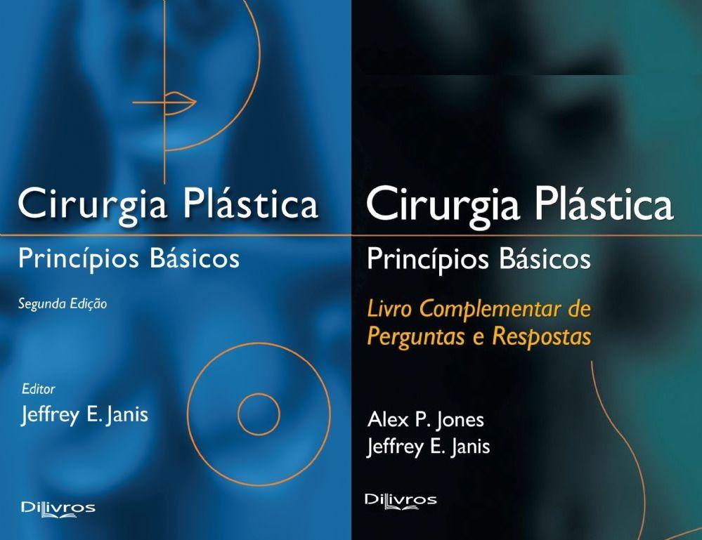 Cirur Plást Princ Básicos + Cirur Plast Princ Bas Perg Resp