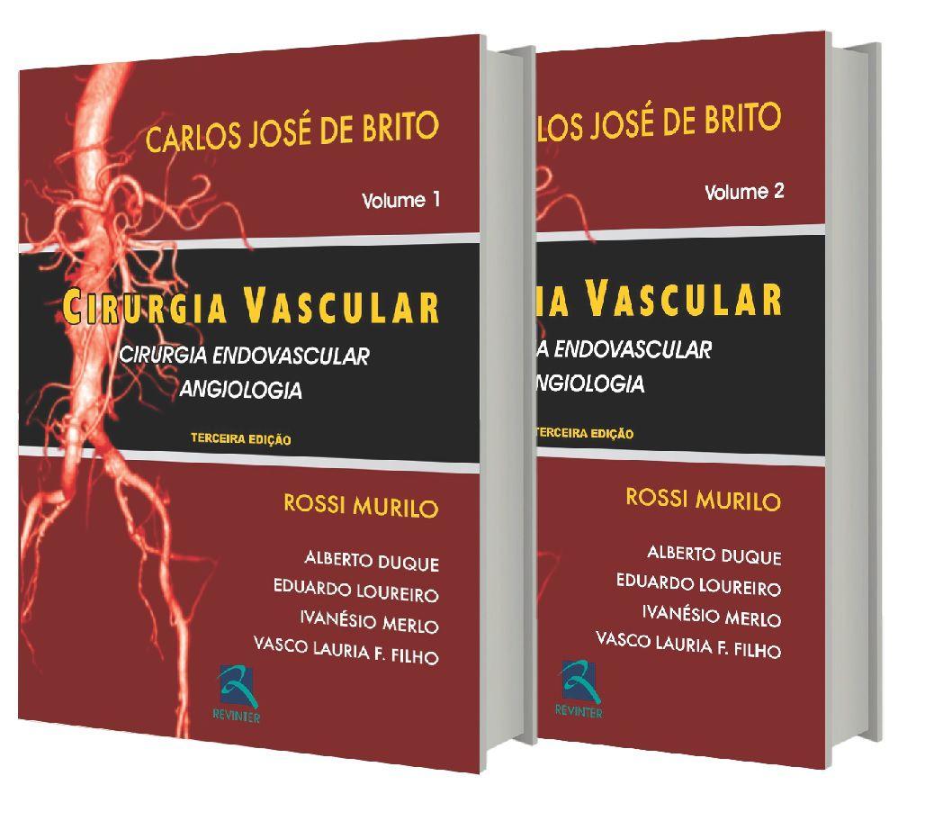 Livro Cirurgia Vascular  - LIVRARIA ODONTOMEDI