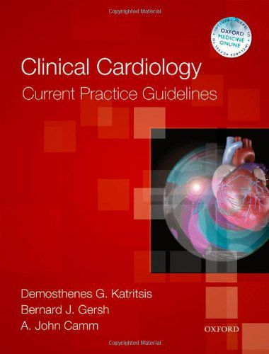 Livro Clinical Cardiology: Current Practice Guidelines