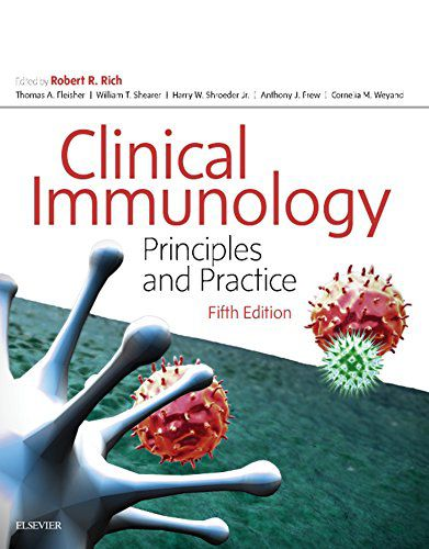 Livro Clinical Immunology: Principles and Practice
