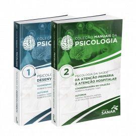 Coleção Manuais Da Psicologia Para Concursos (vol 1 E 2)