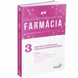 Coleção Manuais Farmácia Concursos E Residências 1 2 3 E 4