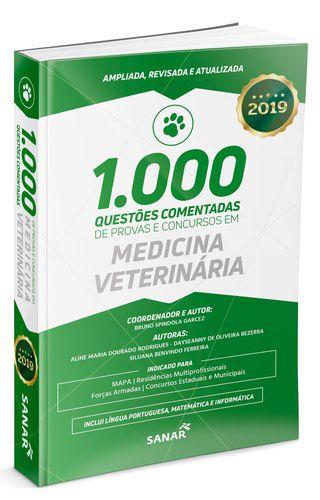 Combo 2000 Questões + 1000 Questões em Medicina Veterinária