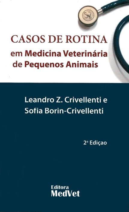 Combo Casos De Rotina  + 1.000 Questões em Medicina Veterinária