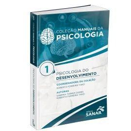 Combo Coleção Manuais Da Psicologia (vol 1 E 2) E 1000 Questões Comentadas em Psicologia 2ª Edição