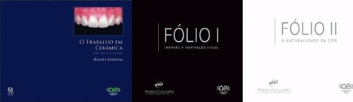 Combo O Trabalho Em Cerâmica, Folio I E Folio II