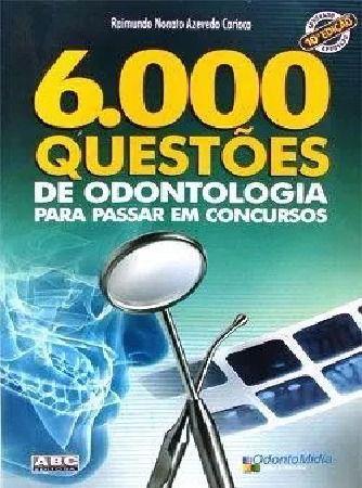 Combo Quimo Odontologia E 6000 Questões De Odontologia